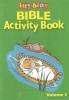 Itty-bitty Bible Activity Book Vol 3