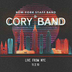 Live from NYC - CD