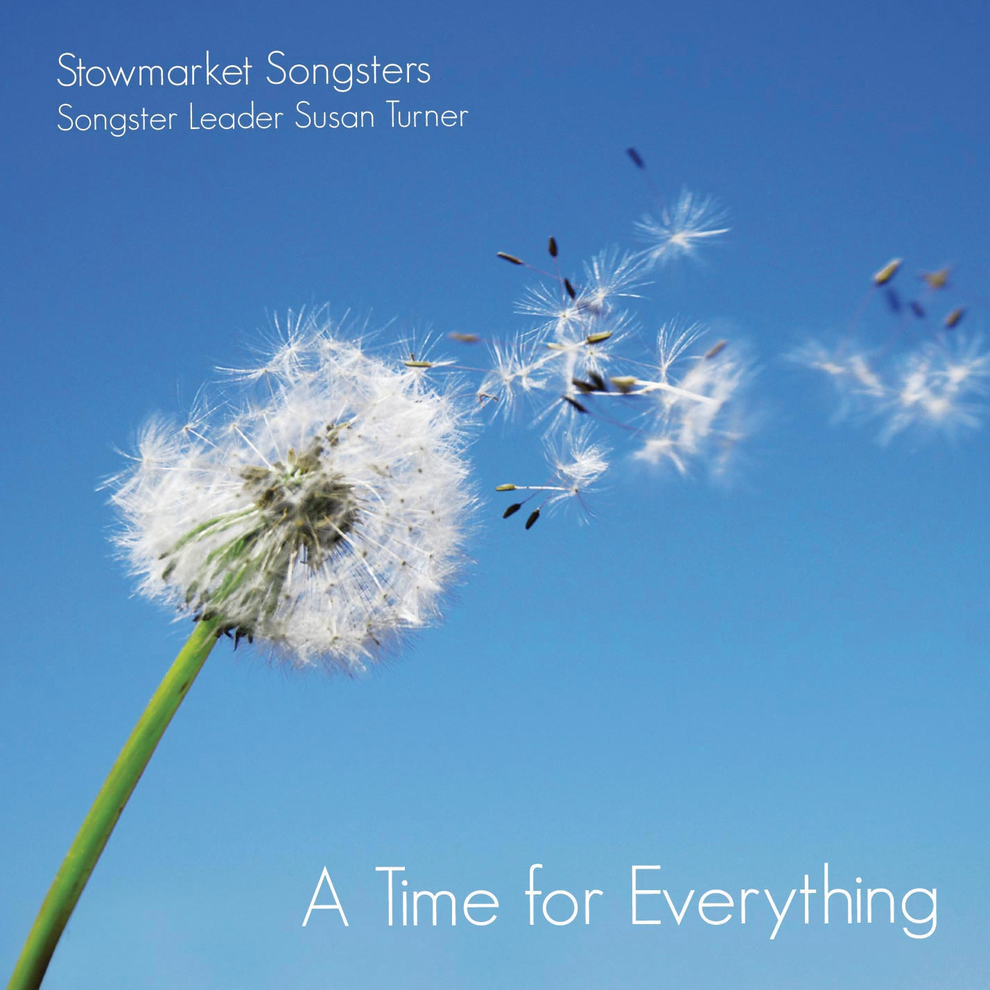 A Time for Everything - CD