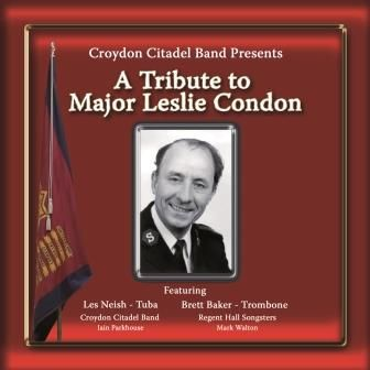 A Tribute to Major Leslie Condon - CD