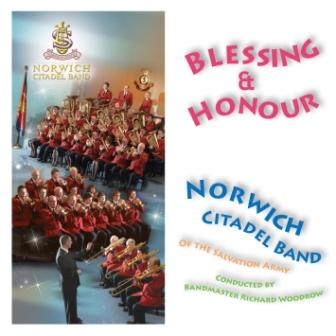 Blessing and Honour - CD