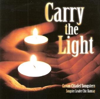 Carry the Light - CD