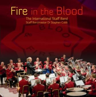 Fire in the Blood - CD