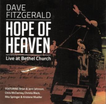 Hope of Heaven - CD