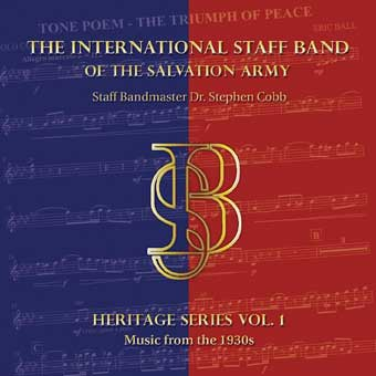 ISB Heritage Series Vol. 1 - Music from the 1930s - CD