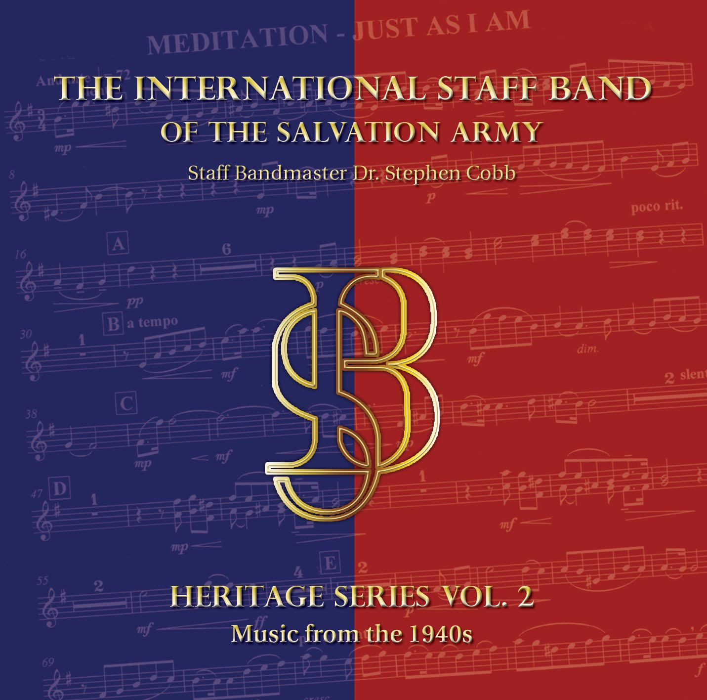 ISB Heritage Series Vol. 2 - Music from the 1940s - CD