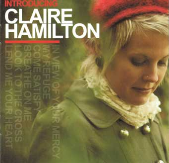 Introducing Claire Hamilton - CD