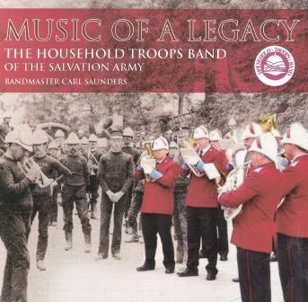 Music of a Legacy - CD