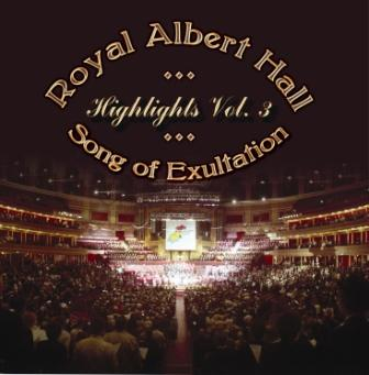 RAH Highlights Vol. 3 - Song of Exultation - CD