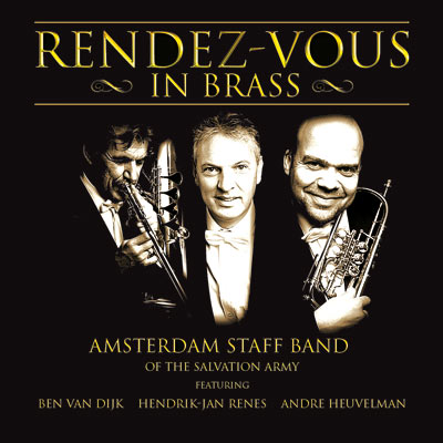 Rendez-Vous in Brass - CD