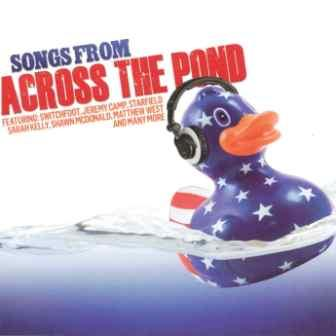 Songs from Across The Pond - CD