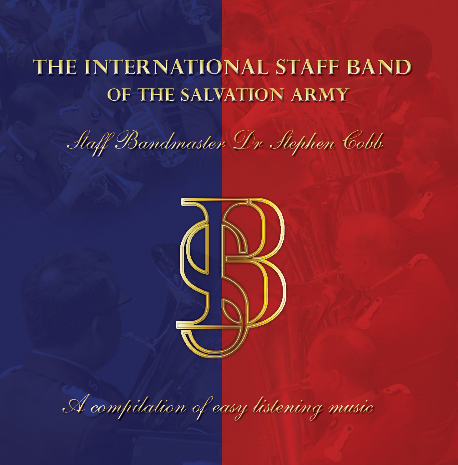 The International Staff Band - CD