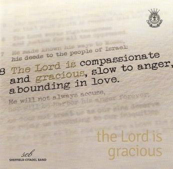The Lord is Gracious - CD