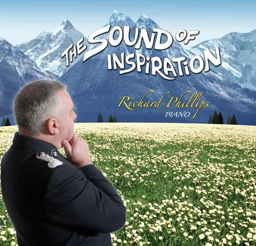 The Sound of Inspiration - CD