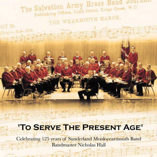 To Serve The Present age - CD