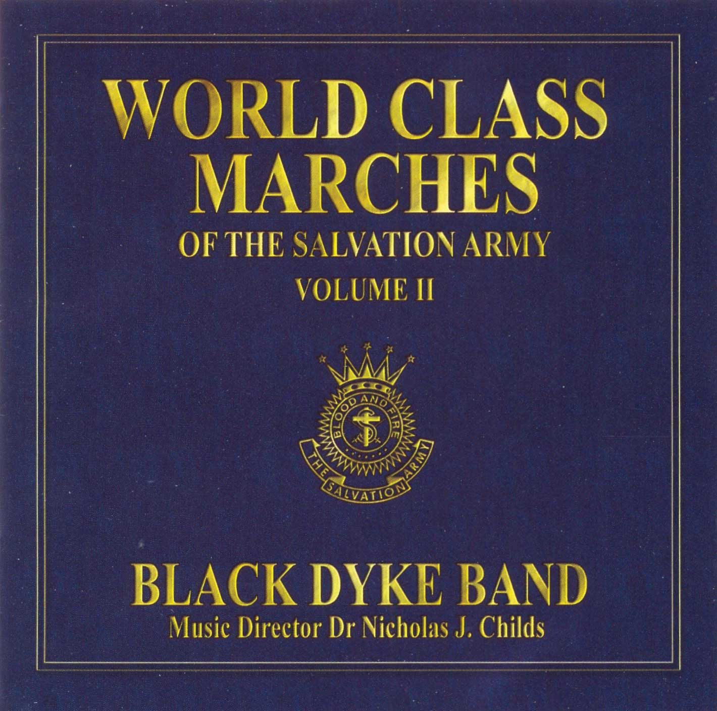 World Class Marches of The SA Vol. II - CD