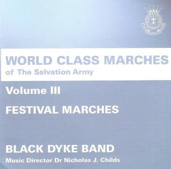 World Class Marches of The SA Vol. III - CD