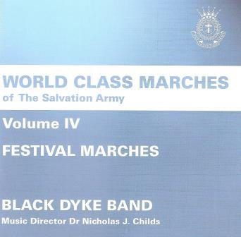 World Class Marches of The SA Vol. IV - CD