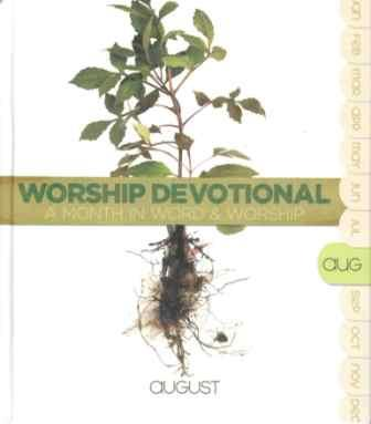 Worship Devotional - August - CD