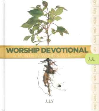 Worship Devotional - July - CD
