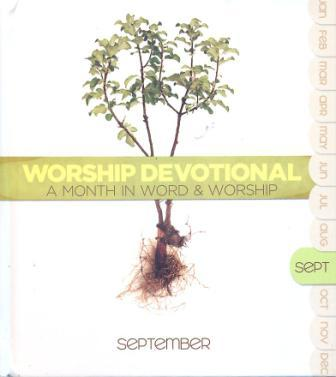 Worship Devotional - September - CD
