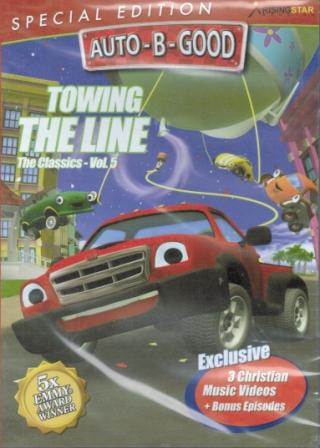 Auto B Good - Towing The Line