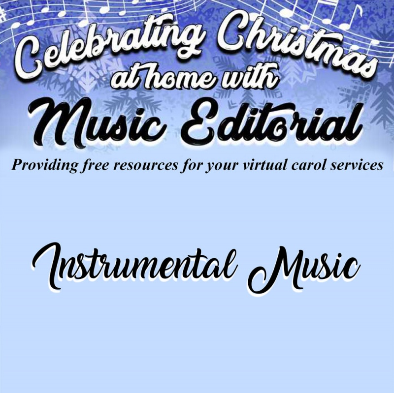 Celebrating Christmas at Home: Instrumental Music - Download