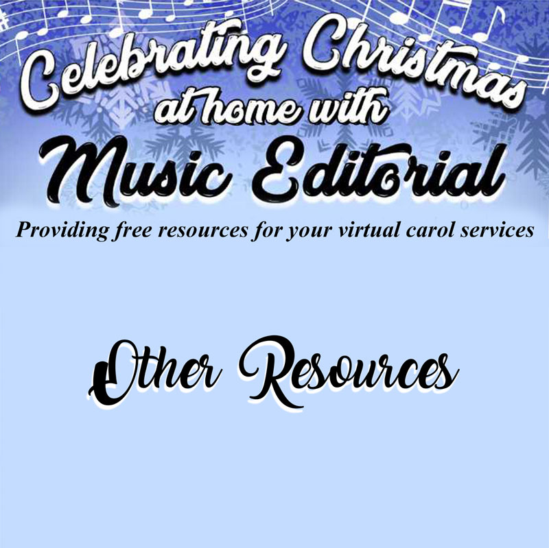 Celebrating Christmas at Home: Other Resources - Download