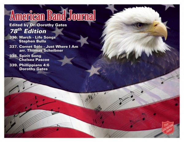 American Band Journal 78th Edition