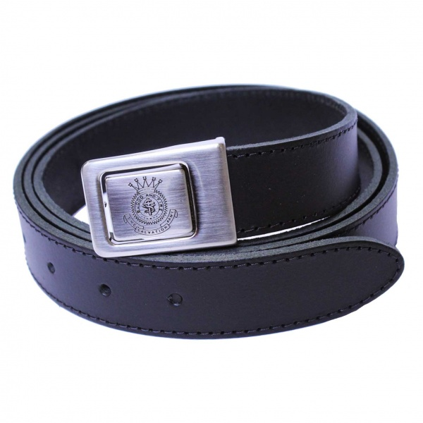 Belt with Crest One Size Max 50