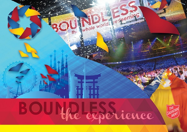 Boundless - The Experience