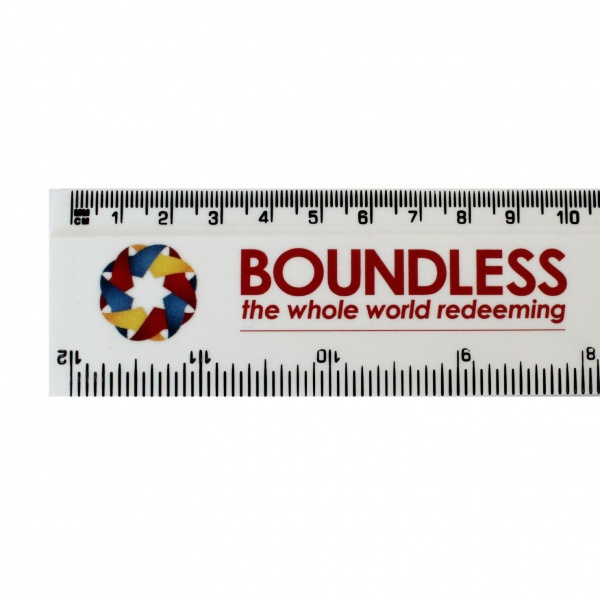 Boundless 12'' Ruler