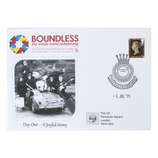 Boundless Envelope