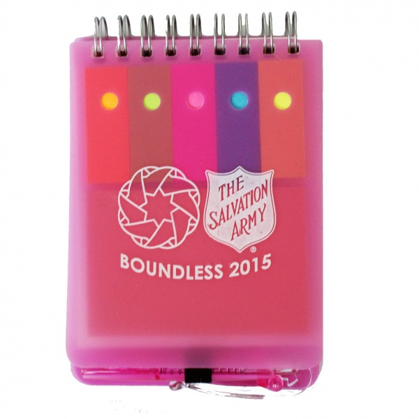 Boundless Memo Pad