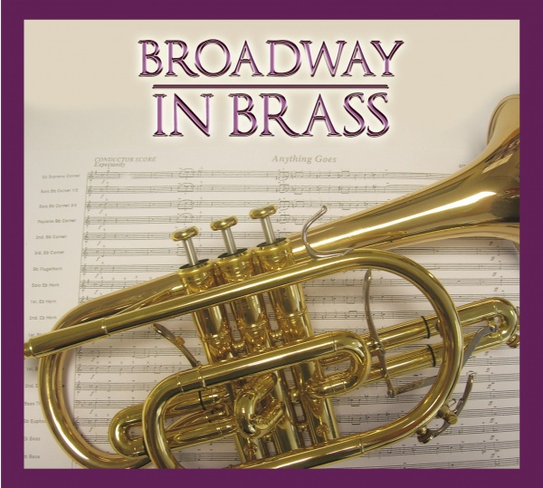 Broadway in Brass - CD