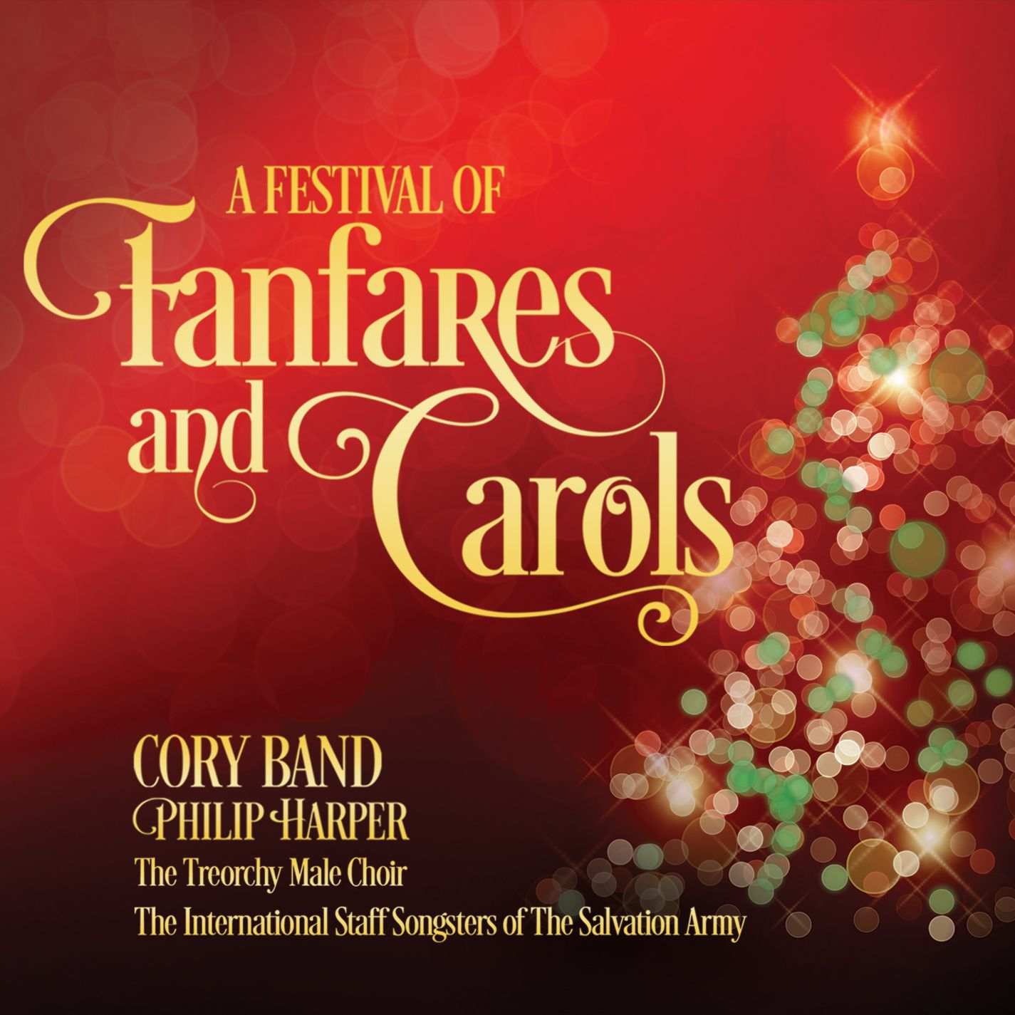 A Festival of Fanfares and Carols - CD