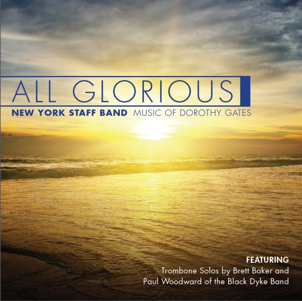 All Glorious - CD