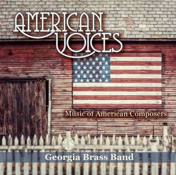 American Voices - CD