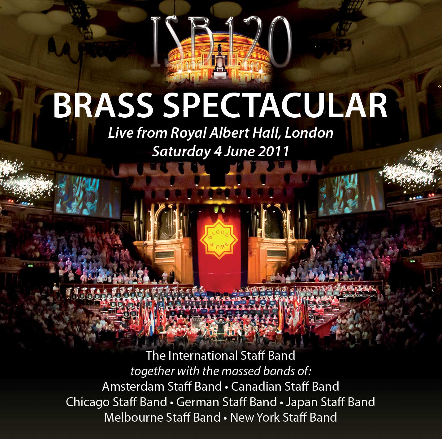 Brass Spectacular - ISB 120 - CD