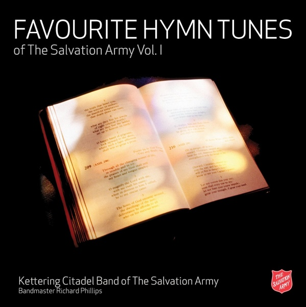 Favourite Hymn Tunes of The Salvation Army Vol.1 - CD