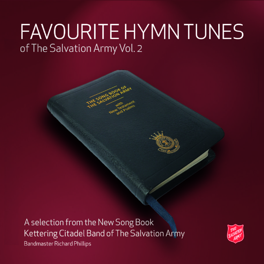 Favourite Hymn Tunes of The Salvation Army Vol.2 - CD