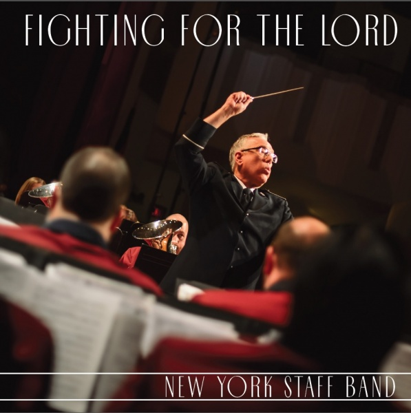 Fighting for the Lord - CD