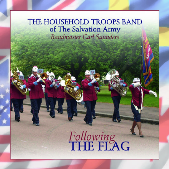 Following the Flag - CD