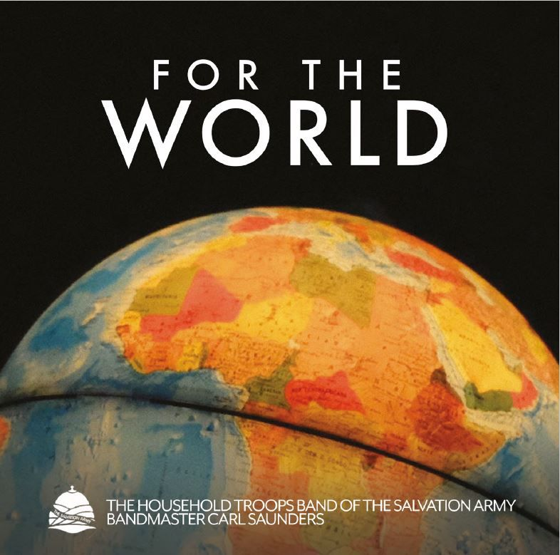 For the World - CD