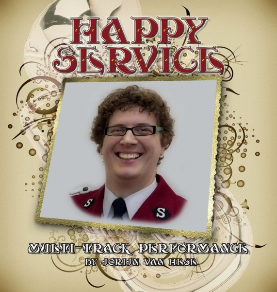 Happy Service - CD