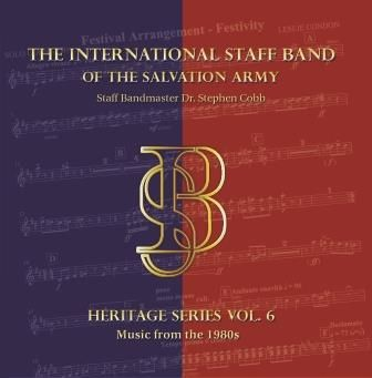 ISB Heritage Series Vol. 6 - Music from the 1980s - CD