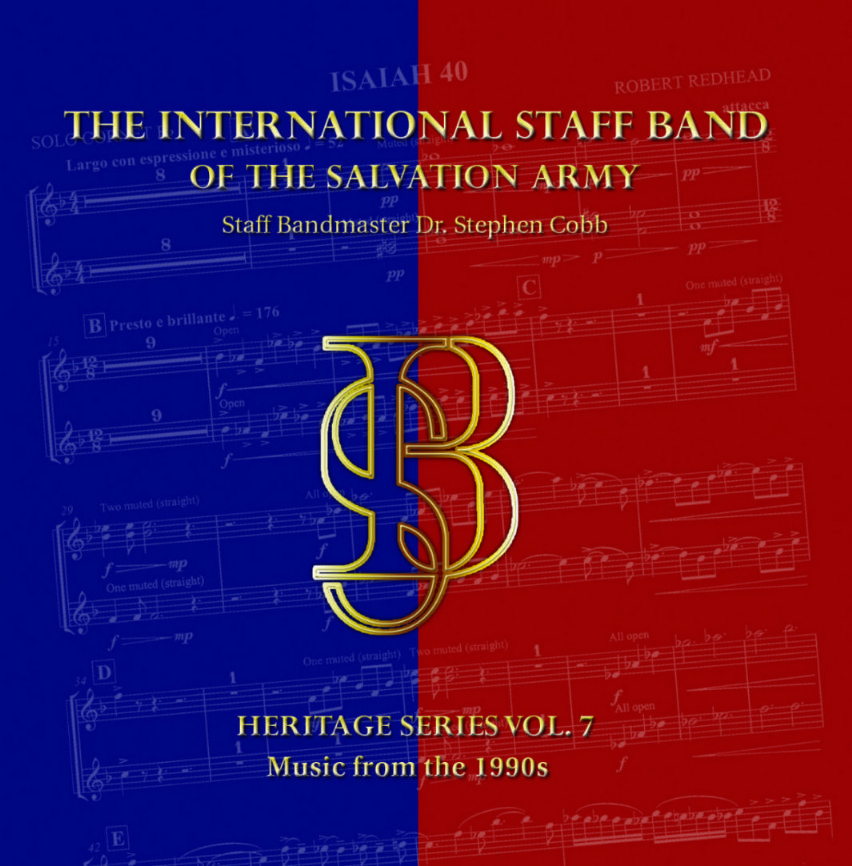 ISB Heritage Series Vol. 7 - Music from the 1990s - CD