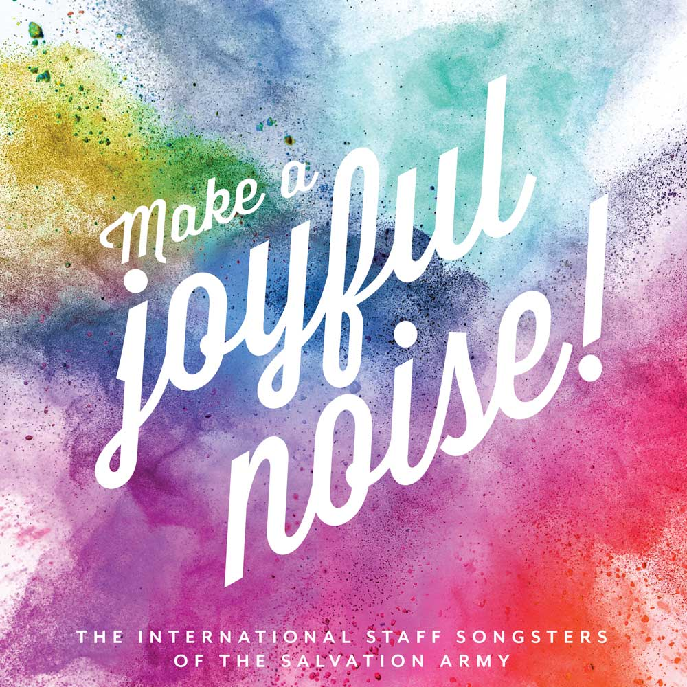 Make a Joyful Noise - CD