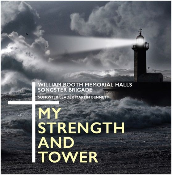 My Strength and Tower - CD