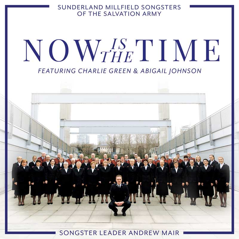 Now is the Time - CD